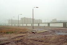 walls, borders, fences