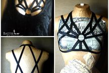 Harnesses / Harnesses that are to be DIYed.