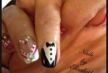 wedding*nail