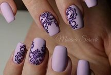 nails {&_&} /  beauty make up for nails