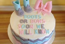 Baby Announcement, Reveal, Shower / by Erika Burwell