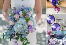 Wedding color palatte / Color inspiration for wedding