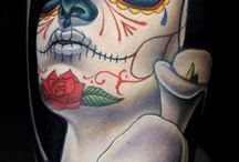 Sugar Skull / by Tim Harvey