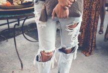 Calça / Moda