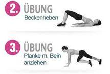 Bauch Beine Po Trainig :3