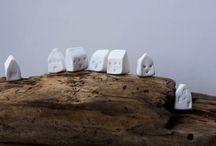 Керамические домики HAND MADE