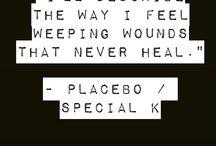 Placebo Lyrics