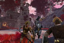Zem Moorlands / The new Team Deathmatch arena available to play in the Skara Alpha!