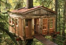 Treehouse Dreaming / by Garden Design