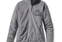 Women's Patagonia pullovers