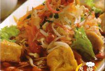 Aneka Salad untuk Diet