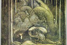 Writing - A folk tale