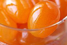 kumquats confit