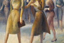 Fashion Thyssen by Megustalamoda  / El museo Thyssen interpretado a través de los ojos y creatividad del blog Megustalamoda