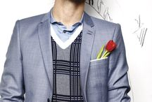 Men's Fashion / Good fashion pictures of men's clothing / by Of Four Outs