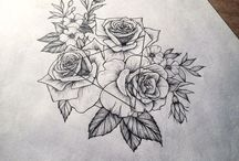 sketch tattoo
