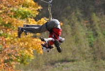 West Michigan Adventure Sports / The great outdoors and the adventures that you can have there are two reasons why West Michigan is a must visit destination. With the Great Lakes and lush nature areas, find and plan your next adventure with us!