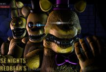 Those Nights At Fredbear's