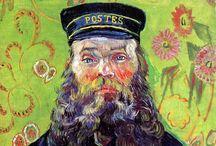 arte - Vincent Van Gogh (1853-1890) / arte - pittore olandese
