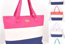 Beach totes, totes, beach bags and purses