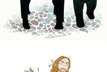 Tolkien Universe Fan Art