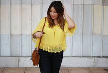 Boho-chic style ! / #boho #bohemian #blogger #blogueusemode #look #zara #primark
