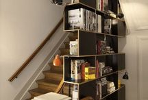 Bookcases/book shelves
