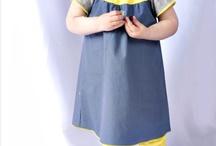 Colourblock dresses