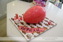 Ζαχαροπλαστική / Τούρτες, γλυκά ζαχαροπλαστείου και κατασκευές απο τα ζαχαροπλαστεία Mon Amour Πτολεμαΐδα
