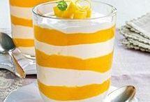 Eis und Dessert