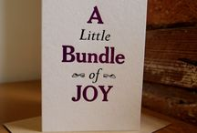 A little bundle of joy