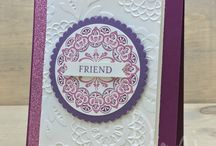 Stampin' Up! Eastern Palace