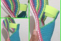 Crochet Clothes and Shoes