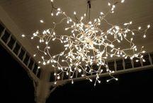 DIY chandelire / by Jacqueline Haynes