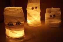 Kids Halloween Crafts / by PosyPop