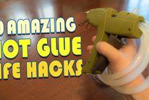 Diy hot glue