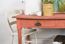 Pretty in Pink! - with Chalk Paint by Annie Sloan