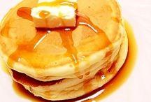 ホットケーキ(卵無し)