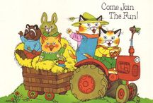 Richard Scarry party