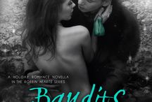 Bandits Hollow: A Novella in the Robbin' Hearts Series / Renowned fortune teller Evangeline Tinker mends hearts, but her own love life rips apart when a notorious outlaw comes back to find her--from a past life. As the December snow falls, Evangeline must decide whether to escape through time travel or to trust Virgil Hollow enough to open her heart again. This timeless love story is available on Kindle & Amazon! http://www.amazon.com/Bandits-Hollow-Holiday-Romance-Novella-ebook/dp/B0164Z0ZEA/ref=tmm_kin_swatch_0?_encoding=UTF8&qid=&sr=