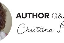 Author Q&A / Interviews with authors heating up the romance world