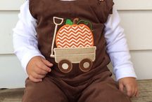Baby Boy Outfits / by Lauren Smith