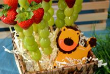 birthday party ideas / by Christy McCulley