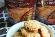 Recipes: Snacks / Fun and tasty snacks for the family! / by Jen & Sia | Thrifty NW Mom