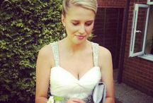 Prom Hair / Beautiful hair up styled for proms , created and styled by Joanne Gilder