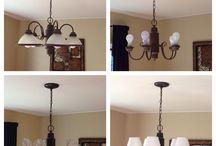Lights chandeliers