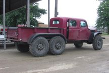 Dodge. 6x6