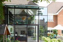 Conservatories / Conservatories, garden rooms, orangery