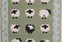 Sheep Quilts