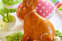 Rezepte :: Ostern / Rezepte von Cynthia Barcomi